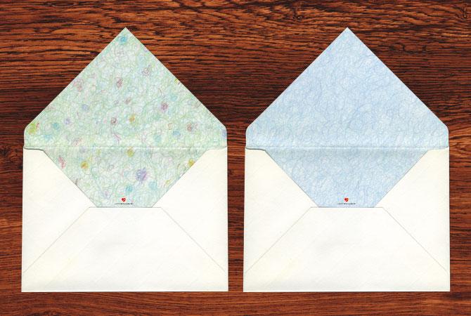 конверты ручной работы